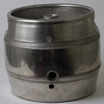 Tabletop Pin Cask (5.4 US Gallons)