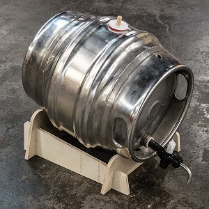 Cask Equipment Kit - Standard Pin (5.4 US gallons)
